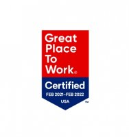 Great Place to Work 2021